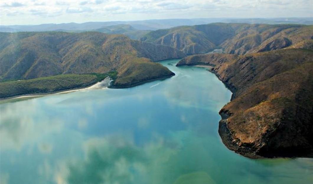 Australia - Buccaneer Archipelago a Talbot Bay