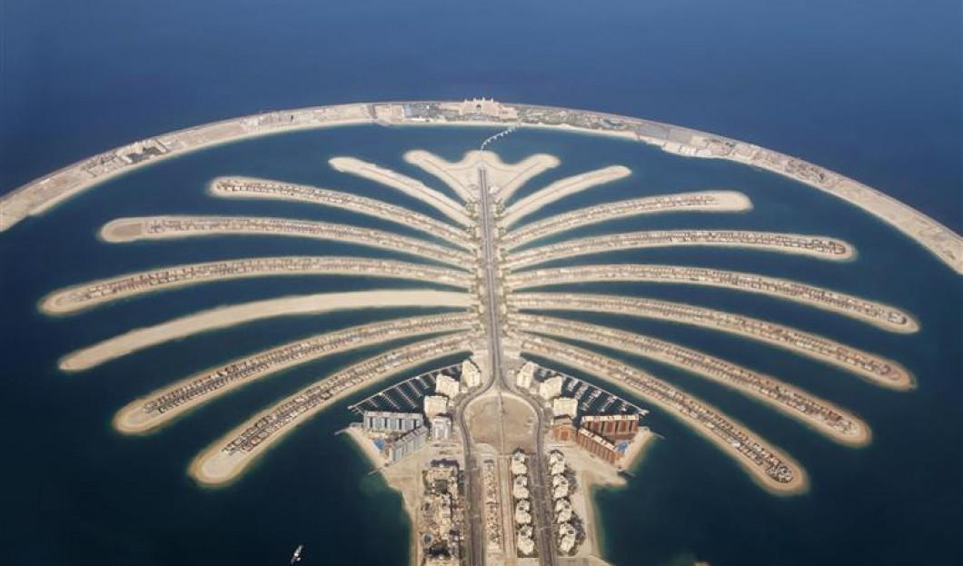 Dubai, Emirati Arabi Uniti - The Palm Jumeirah