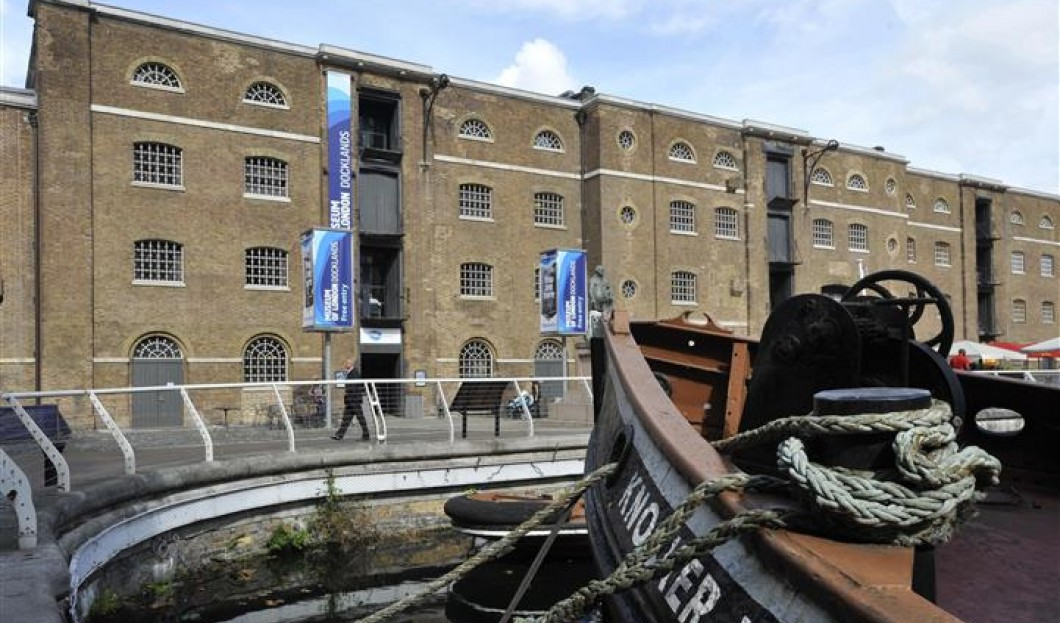 Museo London Docklands