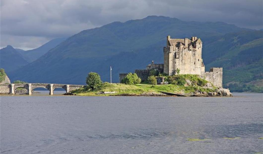Castello Eilean Donan, in Scozia.