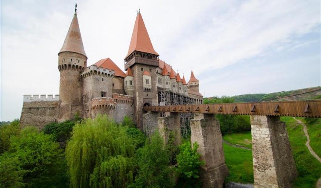 Castello Hunya, Romania.