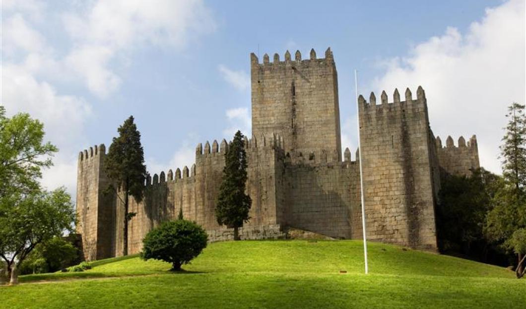 Castello de Guimarães, Portogallo.