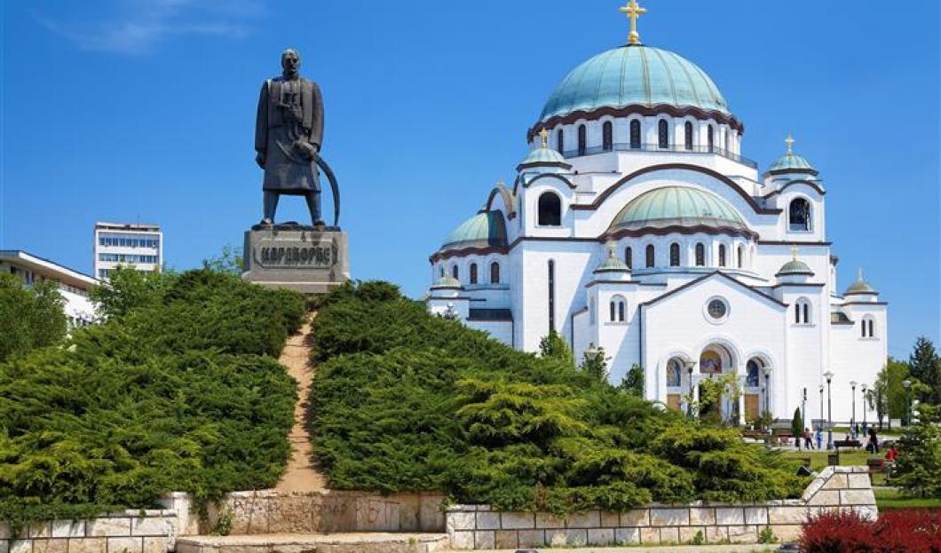 4 / Belgrado, Serbia