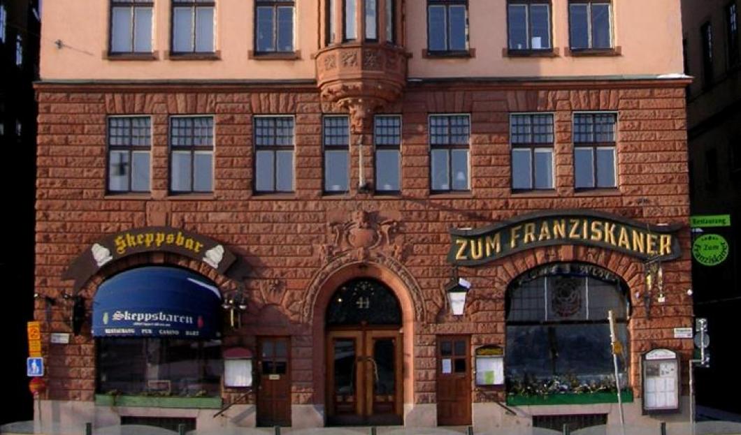 Zum Franziskaner a Stoccolma, Svezia