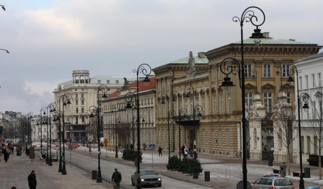 Varsavia
