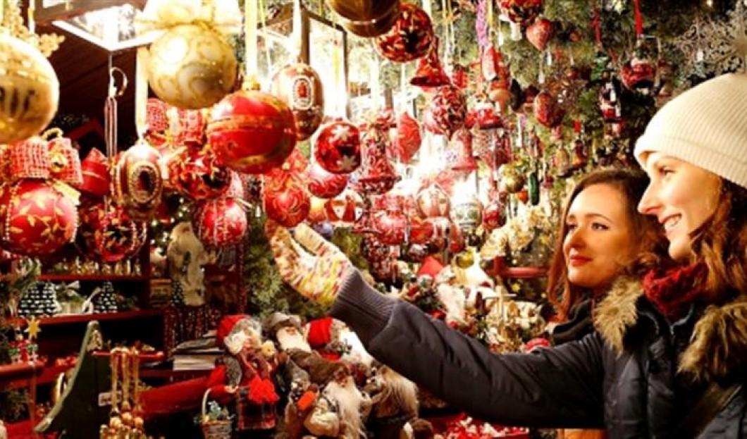 Mercatino di Natale di Norimberga (Christkindelsmärik)