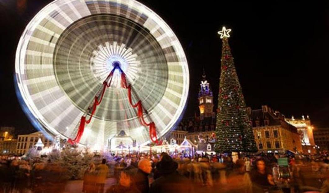 Mercatino di Natale di Lille