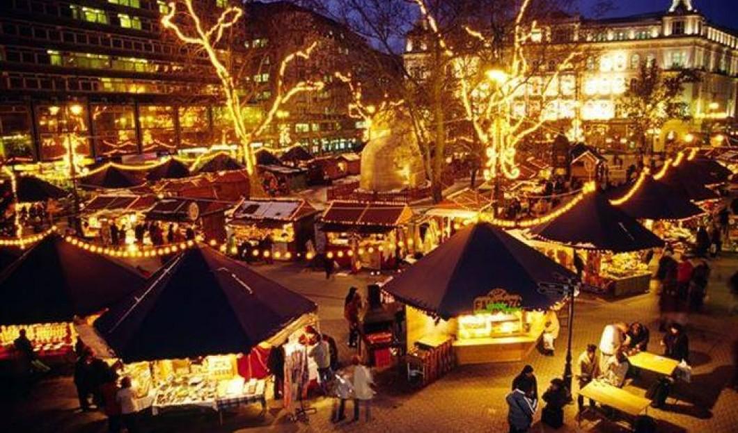 Fiera Natalizia e Festival d'Inverno di Budapest